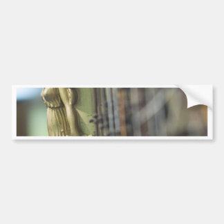 Harp Bumper Stickers