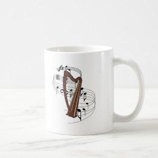 Harp Coffee Mug