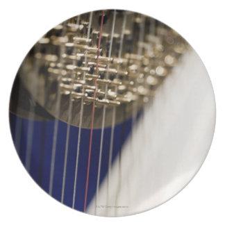 Harp Dinner Plate