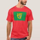 Harp Flag of Ireland T-Shirt