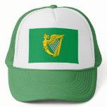Harp Flag of Ireland Trucker Hat