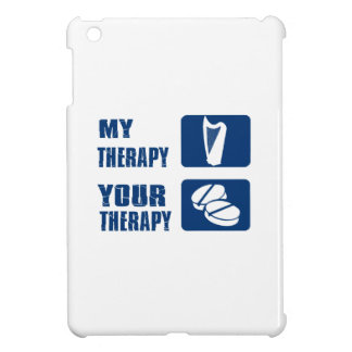 harp is my therapy iPad mini cases