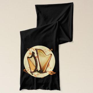 Harp Love Scarf