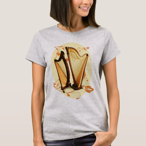 Harp Love Basic T-Shirt