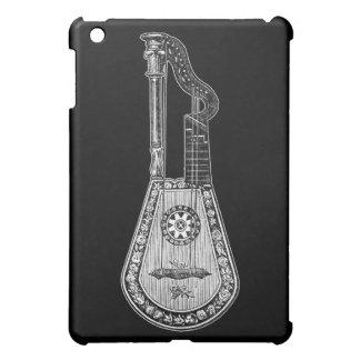 Harp-Lute iPad Mini Case