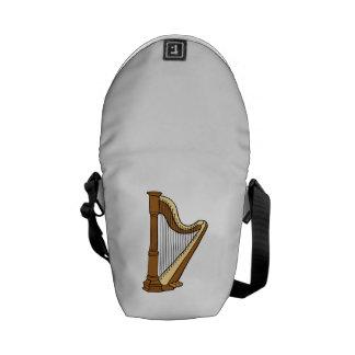 Harp Courier Bag