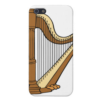 Harp Music iPhone SE/5/5s Cover