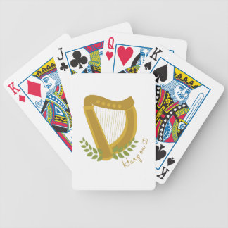 Harp On It Deck Of Cards