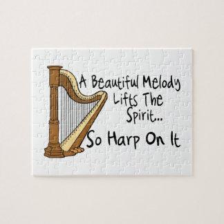 Harp On It Puzzle