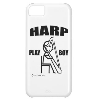 Harp Play Boy iPhone 5C Cover