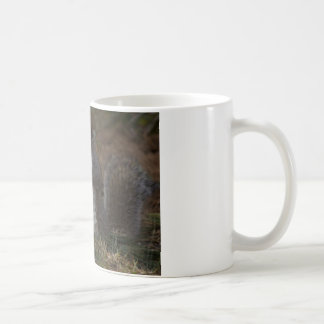 Harp player coffee mug