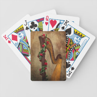 Harp Playing Cards