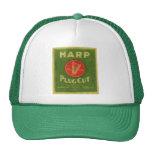 Harp Plug Cut Tobacco Mesh Hats