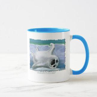 HARP SEAL BABY MUG
