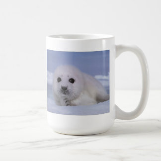 Harp Seal Coffee Mug