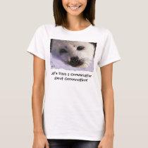Harp Seal Conservation Conversation Shirt