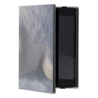 Harp seal Phoca groenlandica) A week-old harp iPad Mini Cover