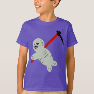 Harp Seal Protest T-Shirt