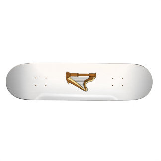 Harp Skateboard Decks