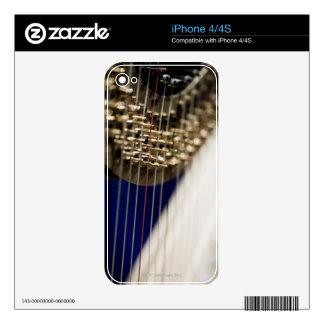 Harp Skins For iPhone 4
