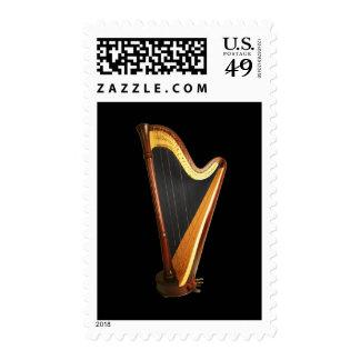 Harp Stamp