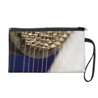 Harp Wristlet Purse