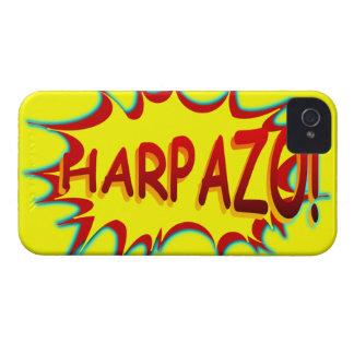 ¡HARPAZO! (Éxtasis) Case-Mate iPhone 4 Cobertura