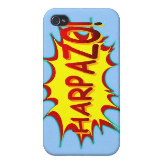 ¡HARPAZO! (Éxtasis) iPhone 4 Carcasas