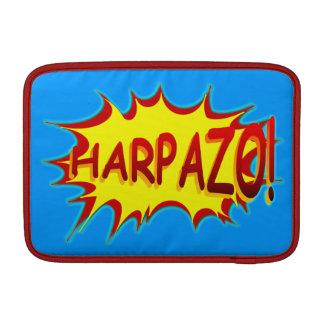 ¡HARPAZO! (Éxtasis) Funda Macbook Air