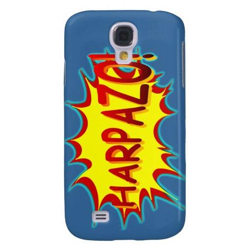 ¡HARPAZO! (Éxtasis) Funda Para Galaxy S4