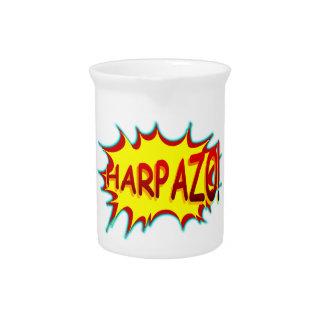 ¡HARPAZO! (Éxtasis) Jarra De Beber