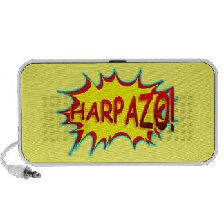 ¡HARPAZO! (Éxtasis) Laptop Altavoz