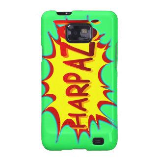 ¡HARPAZO! (Éxtasis) Samsung Galaxy S2 Carcasa