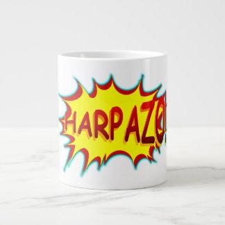 ¡HARPAZO! (Éxtasis) Taza Extra Grande