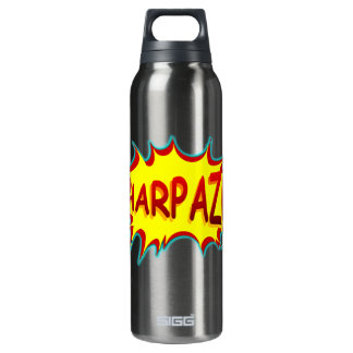HARPAZO! (Rapture) 16 Oz Insulated SIGG Thermos Water Bottle