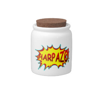 HARPAZO! (Rapture) Candy Dish