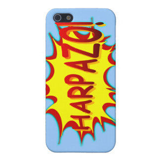 HARPAZO! (Rapture) Case For iPhone SE/5/5s