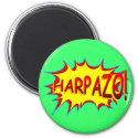 HARPAZO! (Rapture) Fridge Magnets