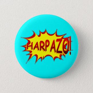 HARPAZO! (Rapture) Pinback Button