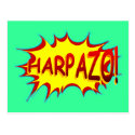 HARPAZO! (Rapture) Post Cards