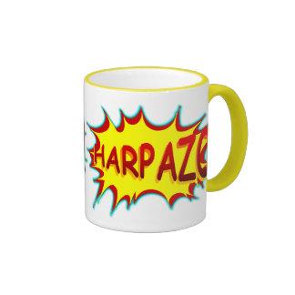 HARPAZO! (Rapture) Ringer Coffee Mug