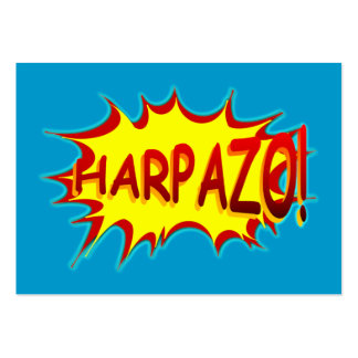 HARPAZO! (Rapture) Tract Cards /
