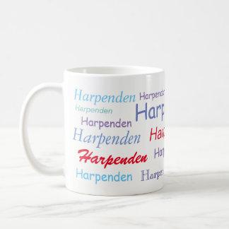 """""""Harpenden Harpenden Harpenden"""" Look-alike Mug"""