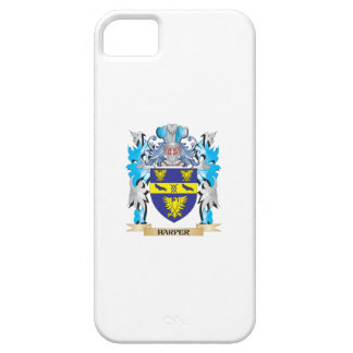 Harper Coat of Arms - Family Crest iPhone 5 Covers
