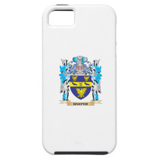 Harper Coat of Arms - Family Crest iPhone 5 Case