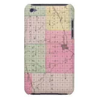 Harper County, Kansas iPod Touch Case