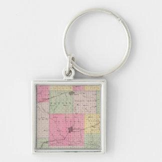 Harper County, Kansas Keychains