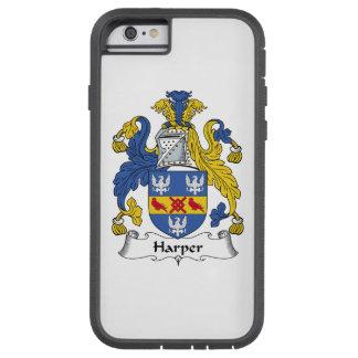 Harper Family Crest Tough Xtreme iPhone 6 Case