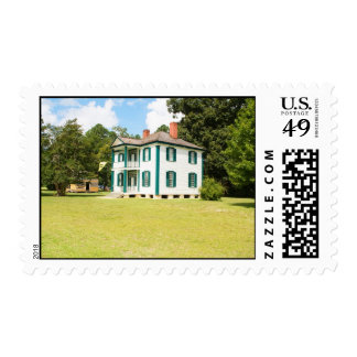 Harper house postage stamps