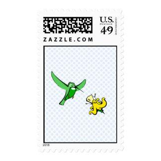 Harper Hummingbird Stamps
